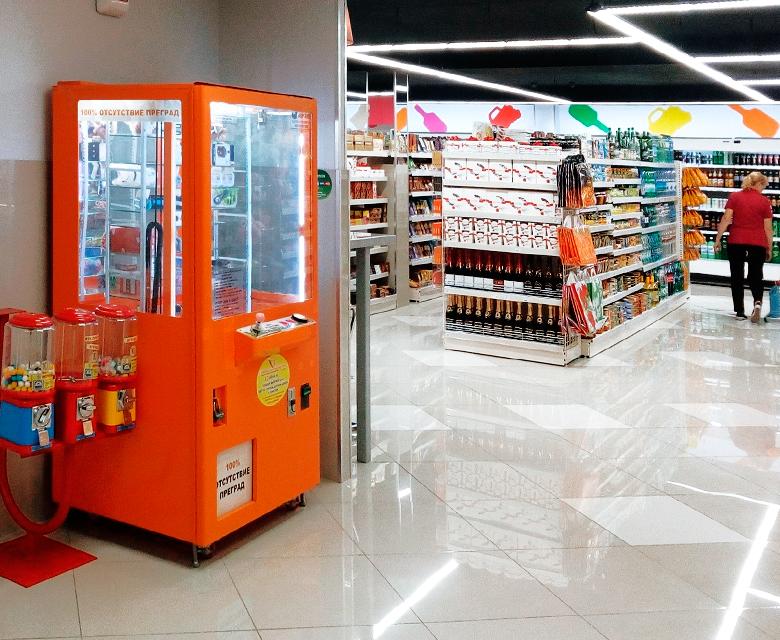 Аренда в сети минимаркетов «Раз Два»